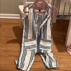 Jumpsuit - New with Tags! 18m